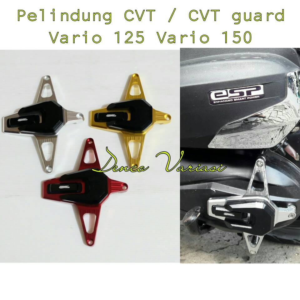 Jual Pelindung CVT Variasi Vario 150 Vario 125 Cover CVT Vario 150