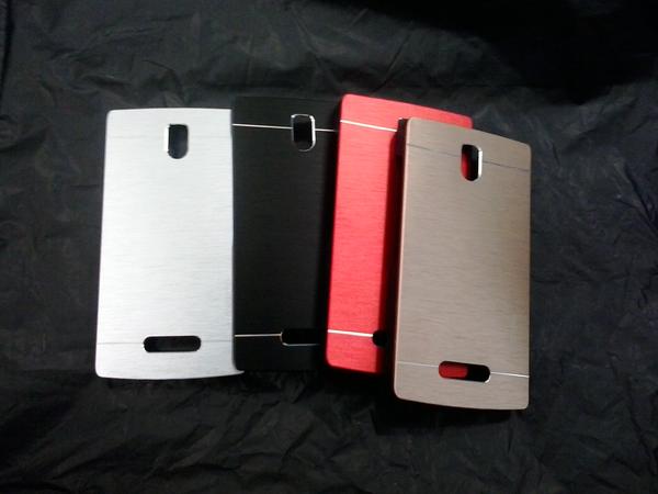 Backcase Metal Case - Biru. Source · HARDCASE MOTOMO LENOVO A2010 /