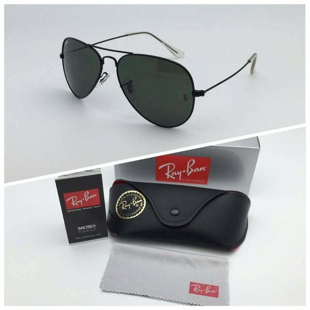 discount code for harga kacamata rayban aviator original terbaru c370a  a3b39  discount code for jual kacamata rayban aviator 3026 mika lensa hitam  opticewo ... 799055f8e0