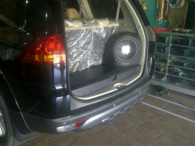 BOX SPEAKER AUDIO FORTUNER/INNOVA/BRIO/JAZZ/PAJERO/HRV/MOB