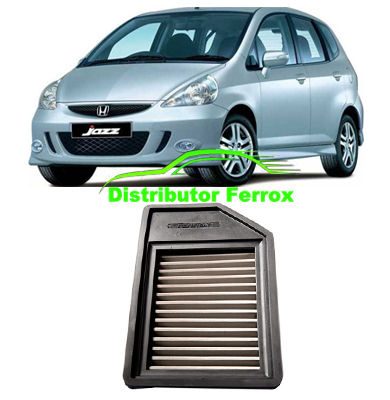 Filter Udara Ferrox Jazz IDSI Th.2003 s/d 2007