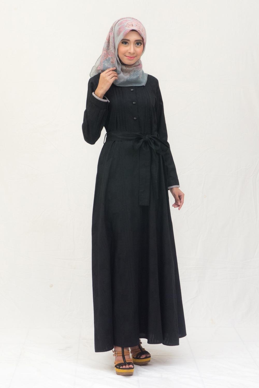 Jual gamis pesta wanita formal xxl baju muslim big size Baju gamis pesta muslim