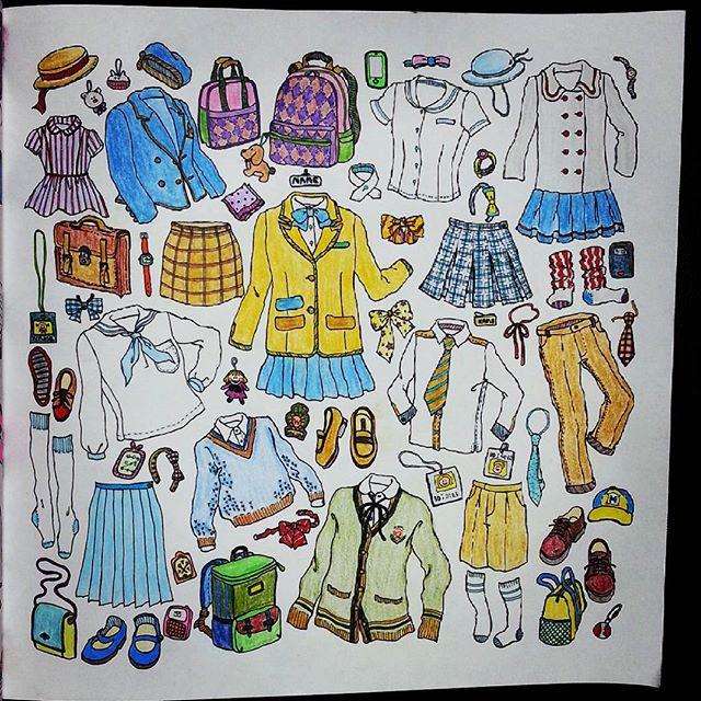Hers Coloring Book Jual By Suwa Dreams Do Come True Tokopedia
