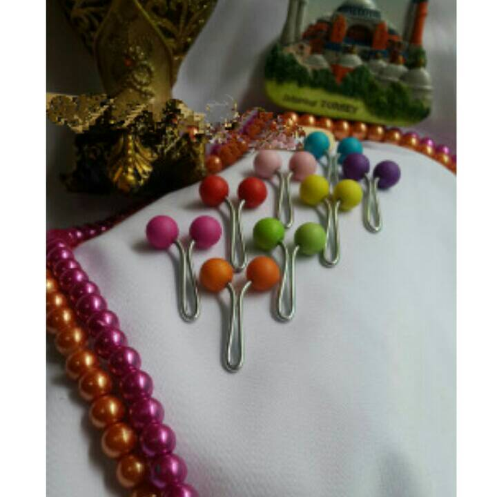 TURKISH HIJAB CLIP doff