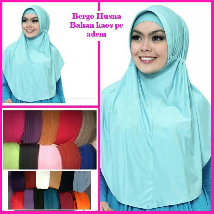 Hijab/Jilbab KERUDUNG BERGO HUSNA