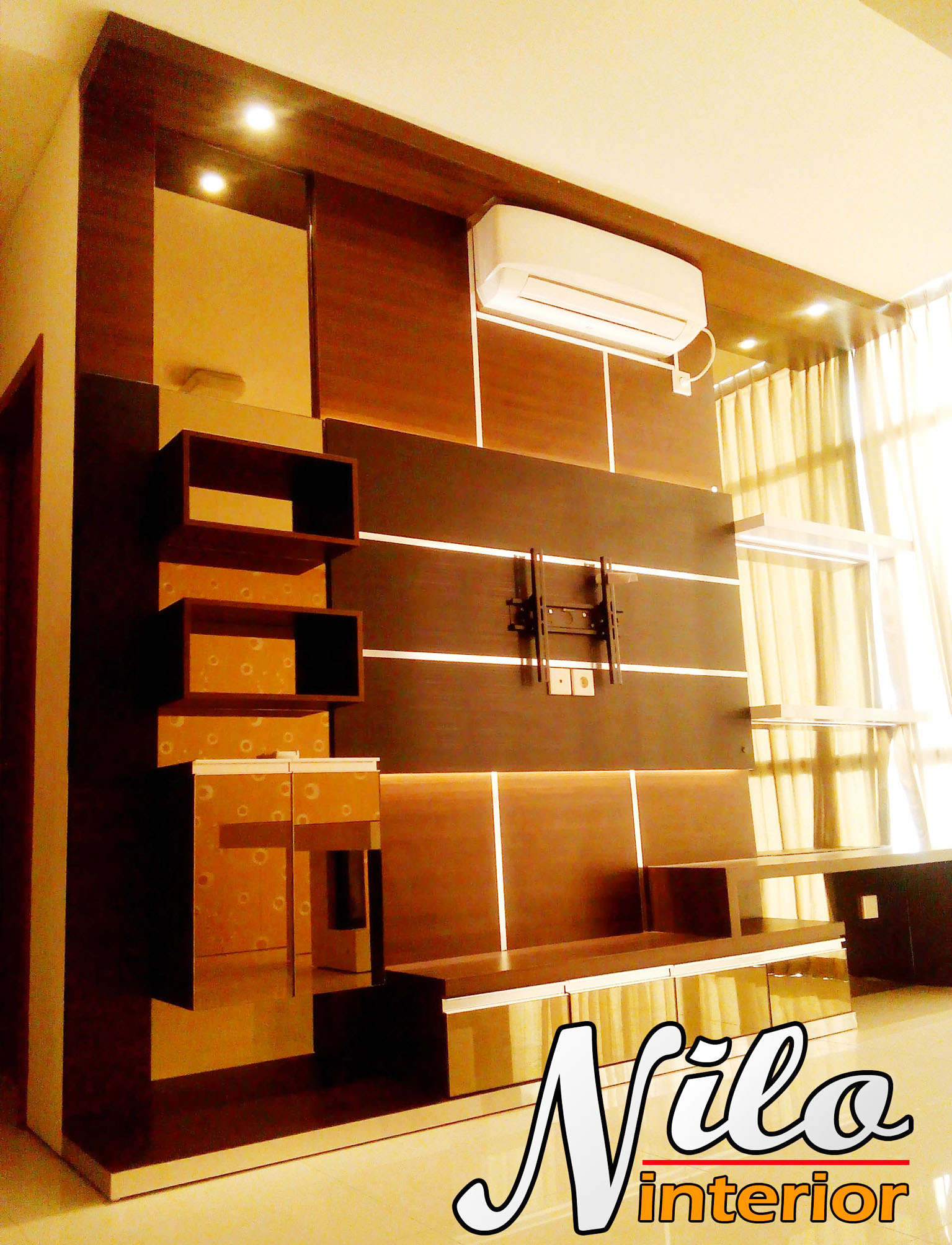 80 Nilo Interior Design Surabaya Kitchenset Cantik