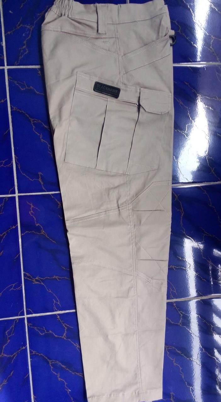 Jual Celana Tactical Blackhawk / 511 / PDL Bahan Twill Cotton - baju kaos perbakin |