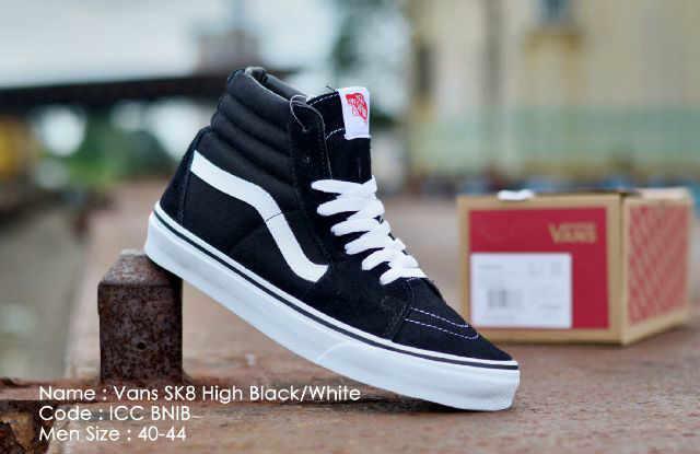 Jual sepatu vans sk8 BW DT - Diamara Shoes Store  6d07db224a