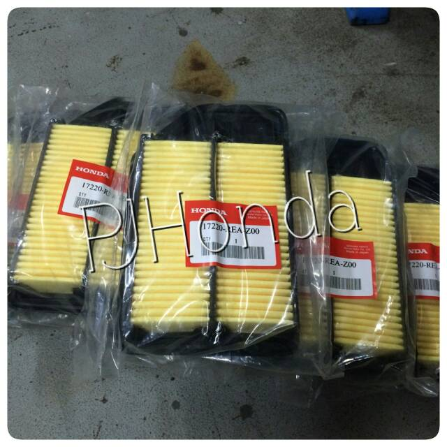 Filter Udara Honda Jazz dan City lama (IDSI or VTEC) Genuine!!