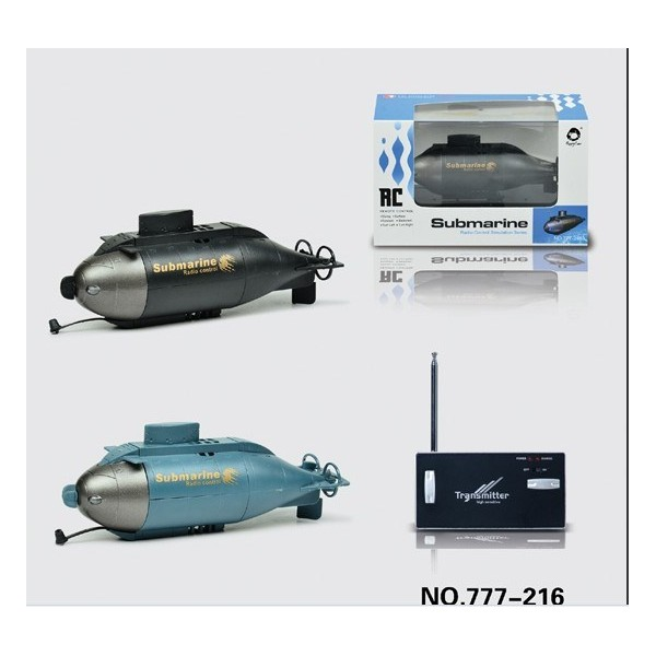 RC Submarine Happycow