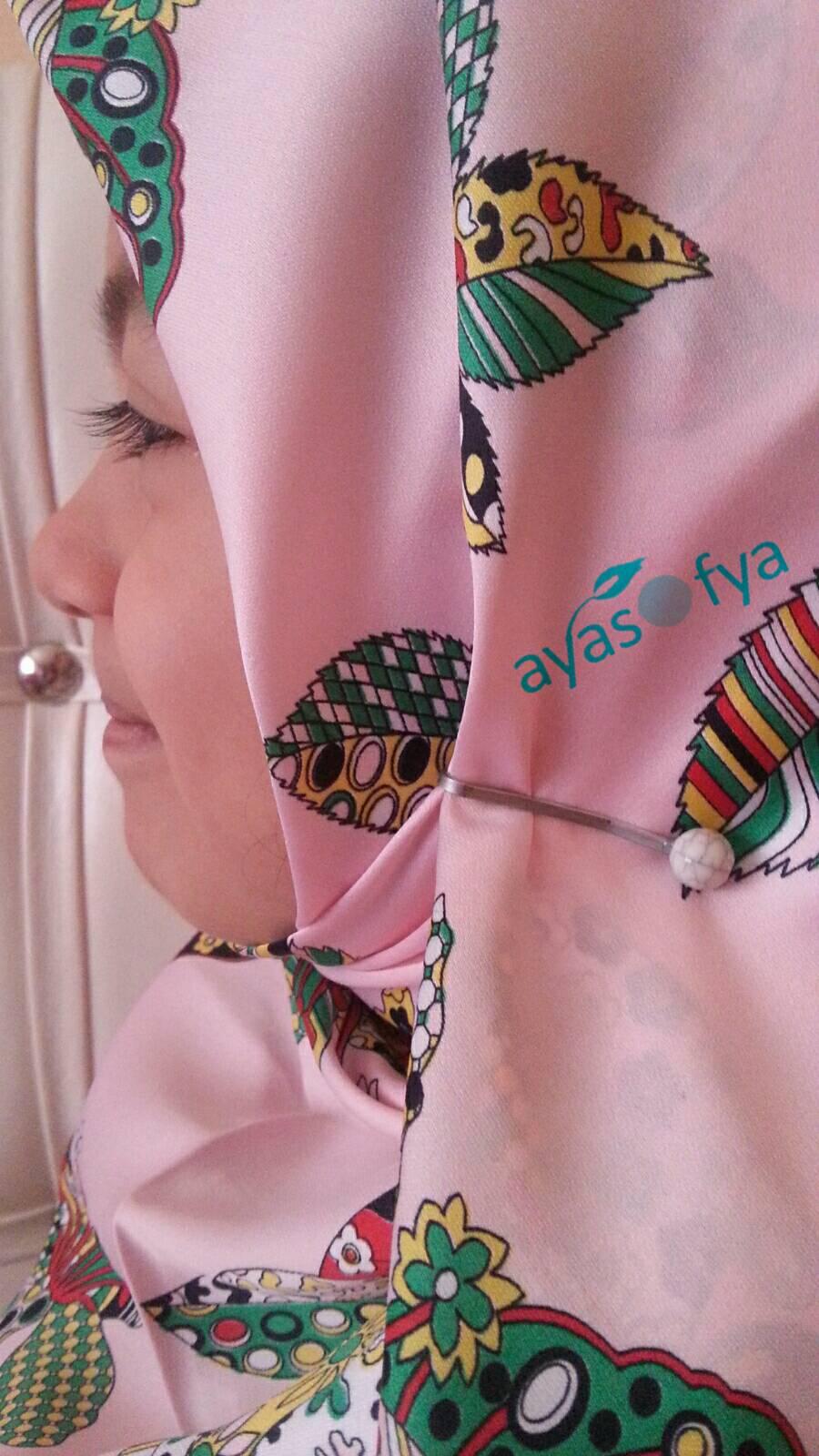 Klip Jilbab Turki - Penji - Turkish Hijab Clip