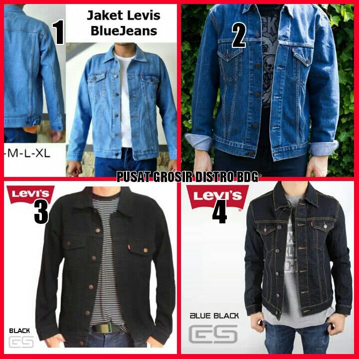 harga Jaket Jeans Levis/jaket Levis Jeans/jaket Levis Pria Blanja.com