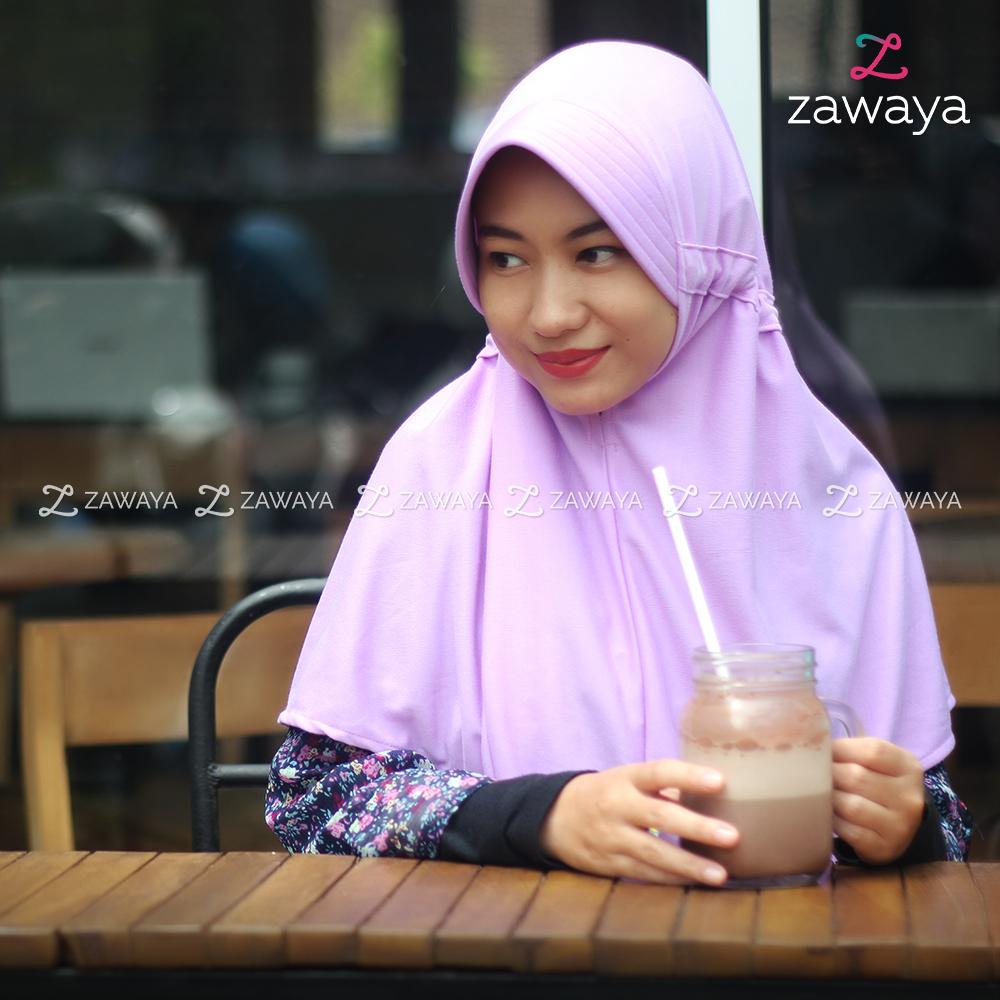 Hijab Zawaya - Bergo Zainab S
