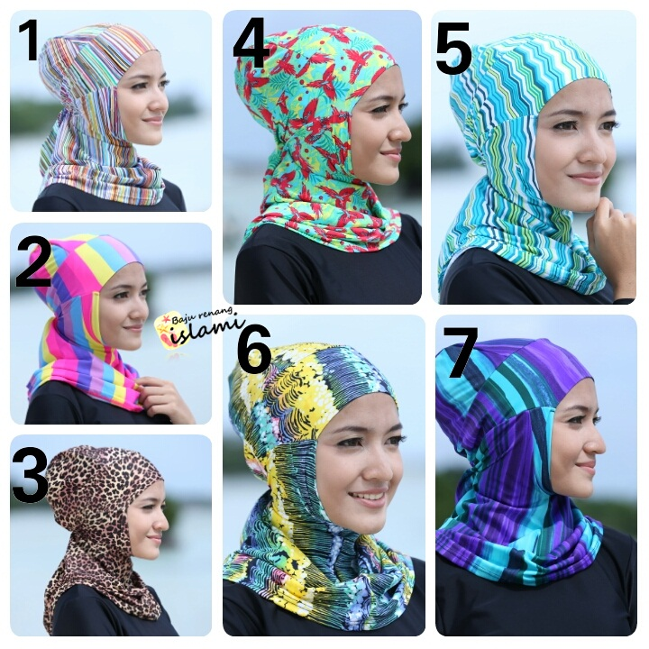 Hijab Renang Assila