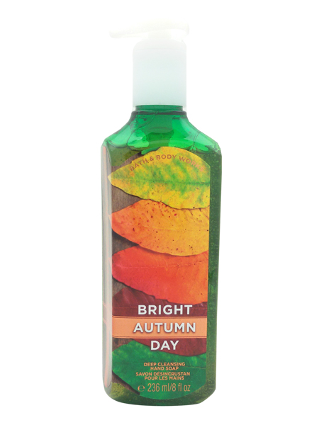 Hand Soap Deep Cleansing - Bright Autumn Day