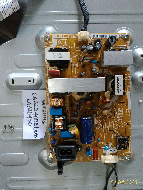 samsung tv power supply board. jual power supply board tv lcd samsung la32d400 la32d400ea - esc99 | tokopedia samsung tv a