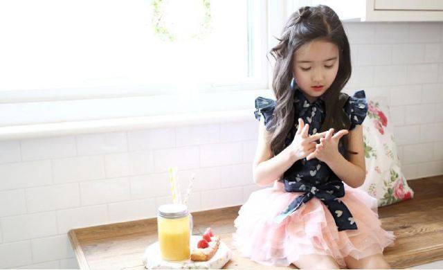 [love kids dress VL] pakaian dress anak perempuan