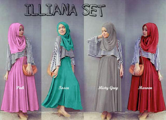 CGD_illiana maxy / setelan hijab