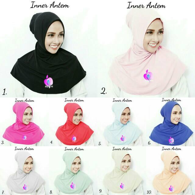 Inner Antem By Apple Hijab Brand - Serian Baru