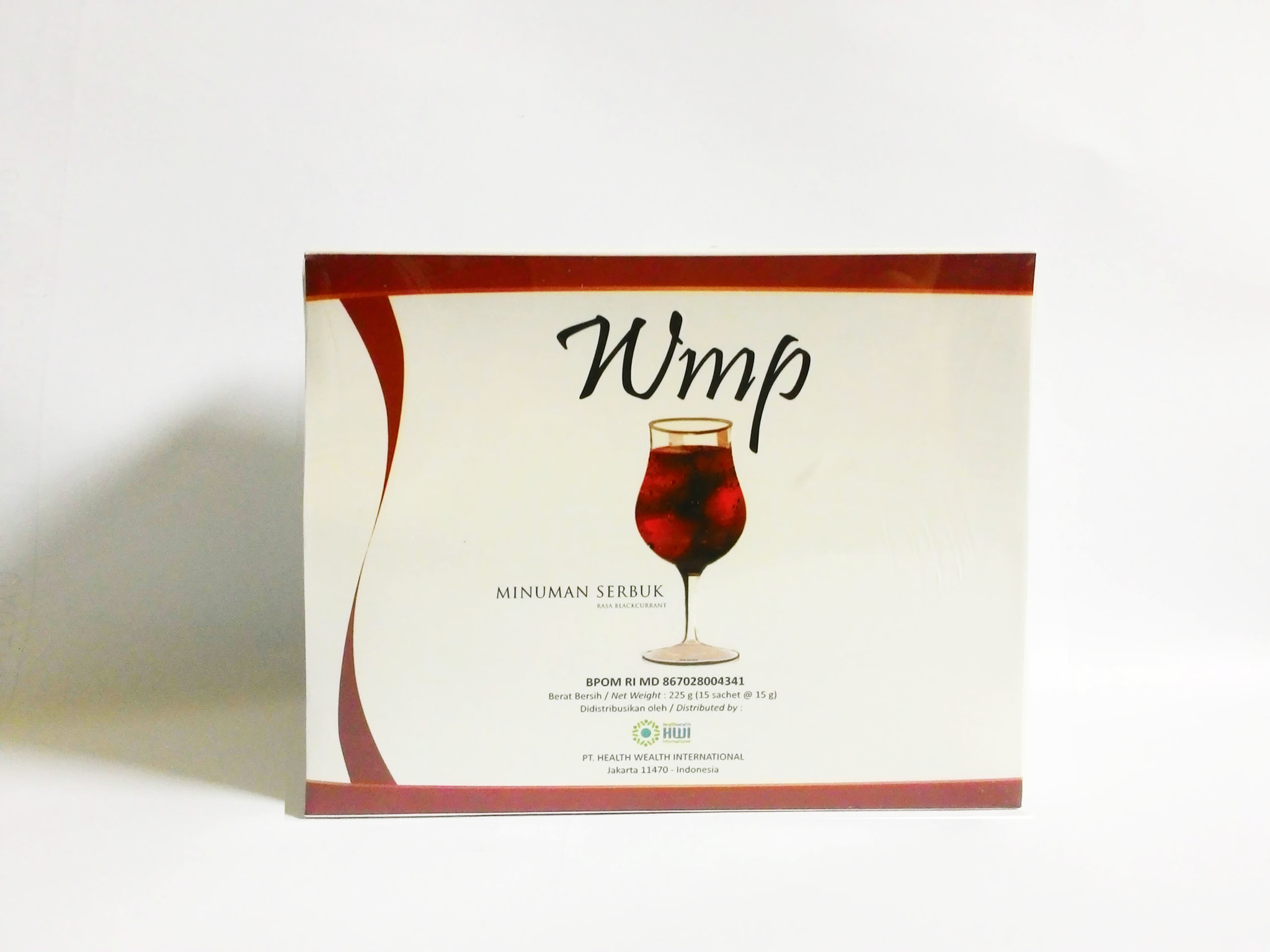 Wmp Original Minuman Pelangsing Berat Badan 15 Sachet Daftar Harga Ezyhero Source