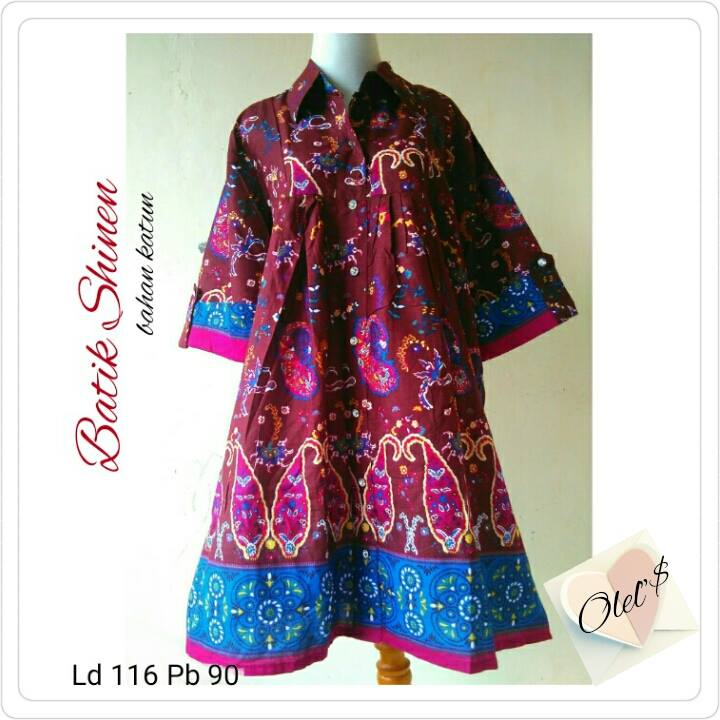 Toko Pedia Baju Batik: Gambar Jual Dress Pesta Lengan Panjang Size Baju Batik