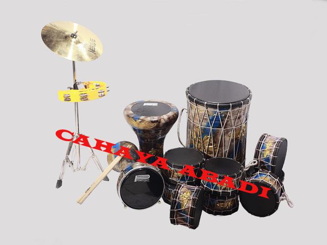 marawis airbrush kulit hitam simbal import
