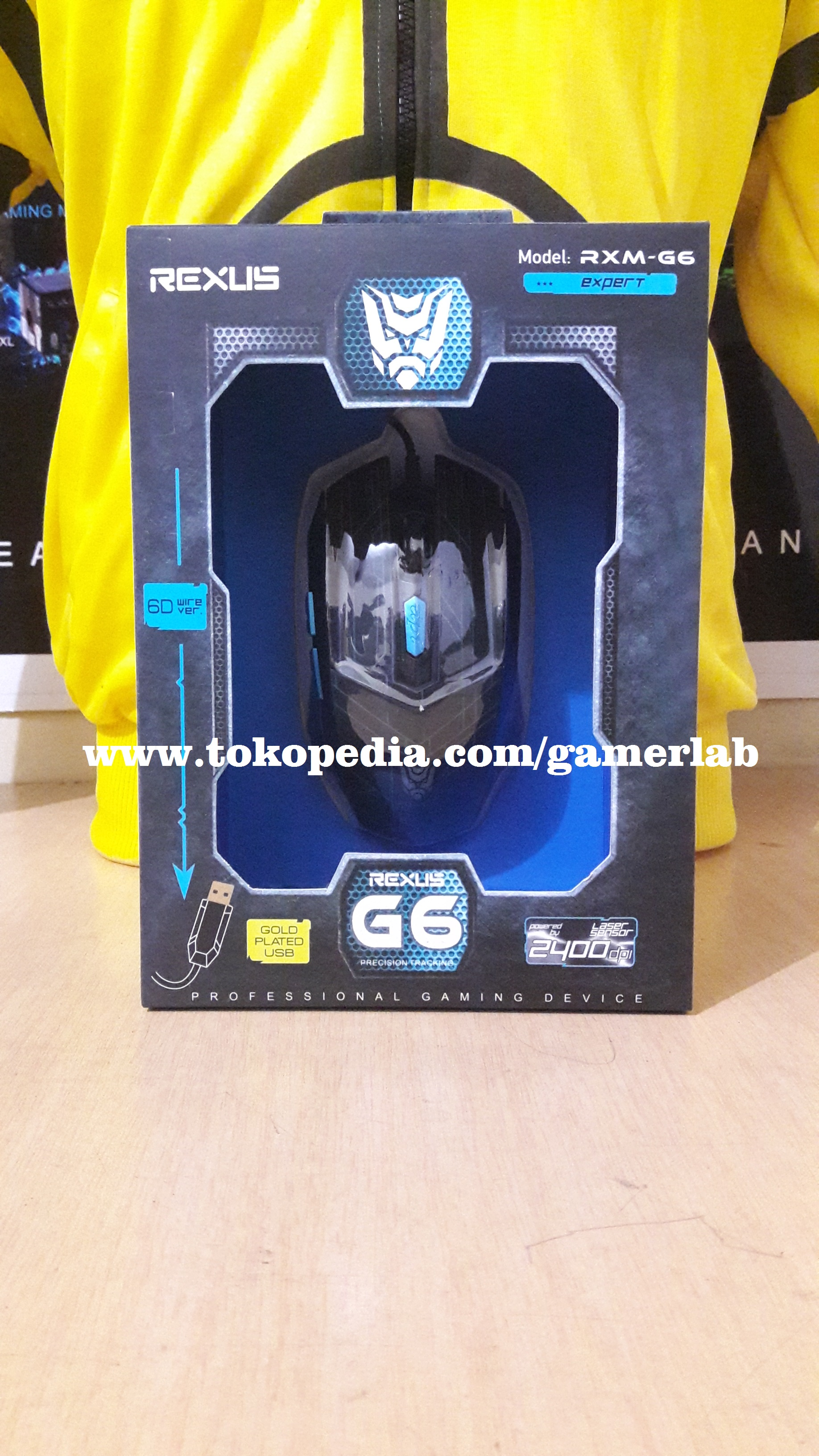 Mouse Gaming Rexus Archives Web Harga G4 G6
