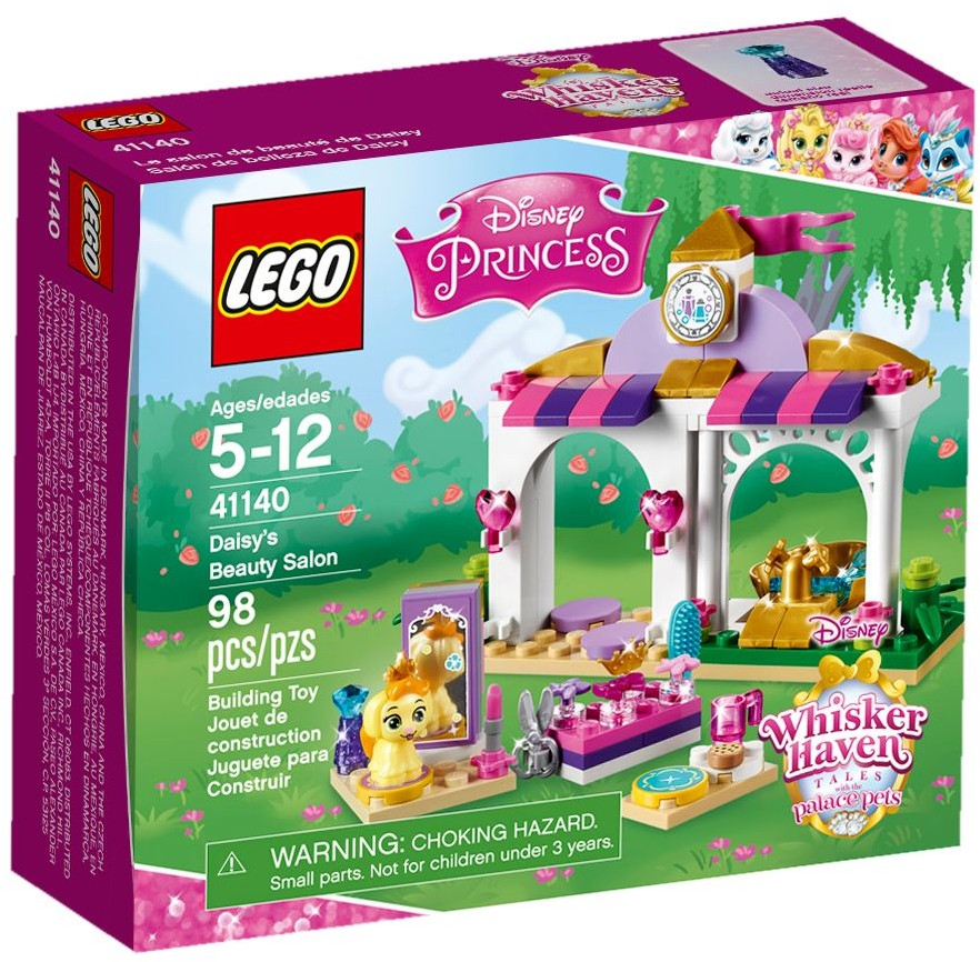 LEGO # 41140 DISNEY PRINCESS Daisys Beauty Salon