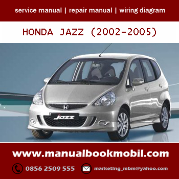 Service Manual Honda Jazz (2002-2005)