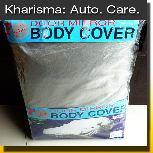 Body Cover Sarung Penutup Aksesoris Mobil Honda All New Jazz (BC)