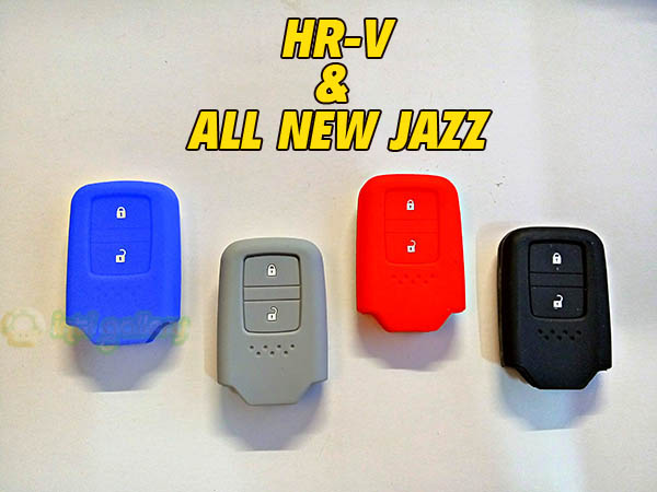 Kondom Remote / Cover Silikon Remote Honda HR-V, All New Jazz