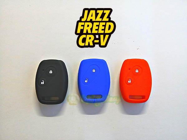 Kondom Remote / Cover Silikon Remote Honda Jazz, Mobilio, Brio