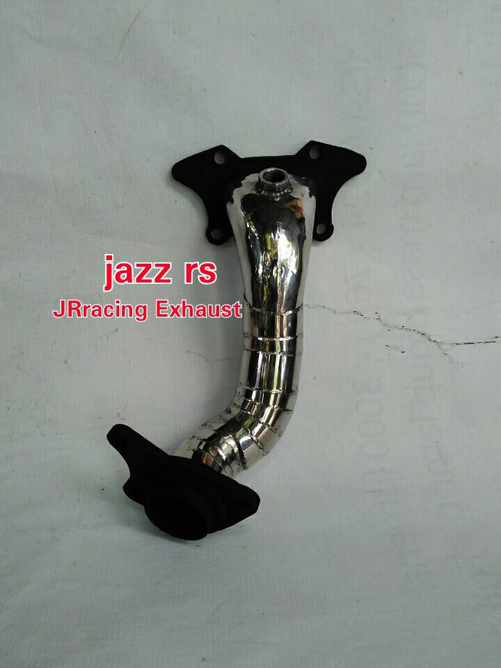 downpipe honda jazz