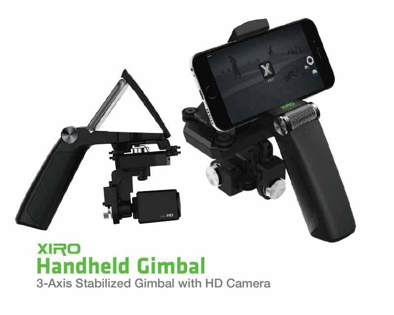 XIRO Original Gimbal Handheld
