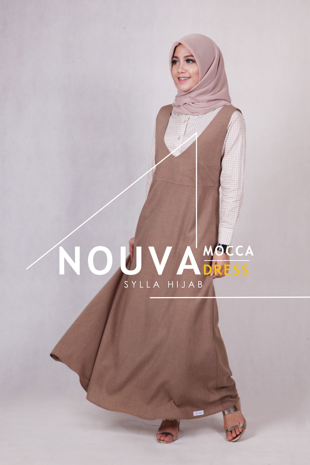Nouva Dress SYYLA HIJAB
