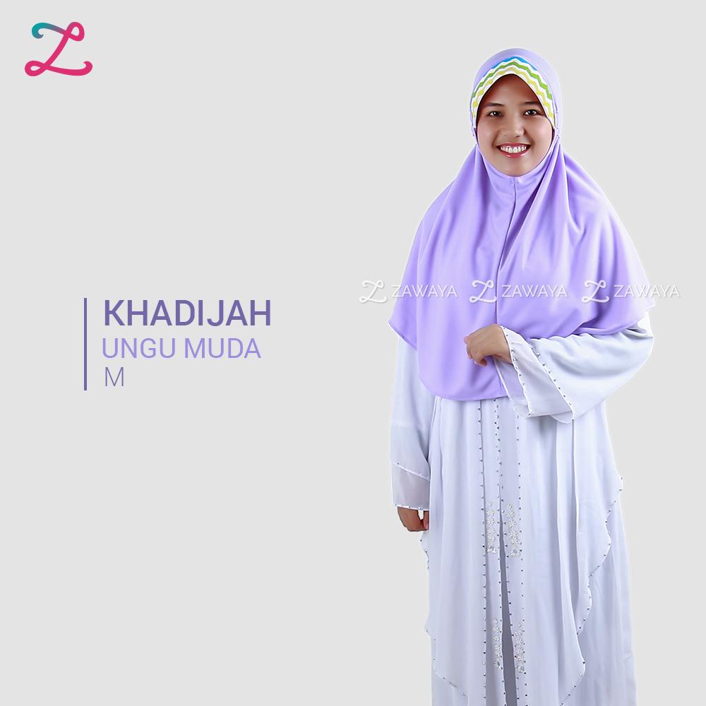 Hijab Zawaya - Bergo Khadijah M