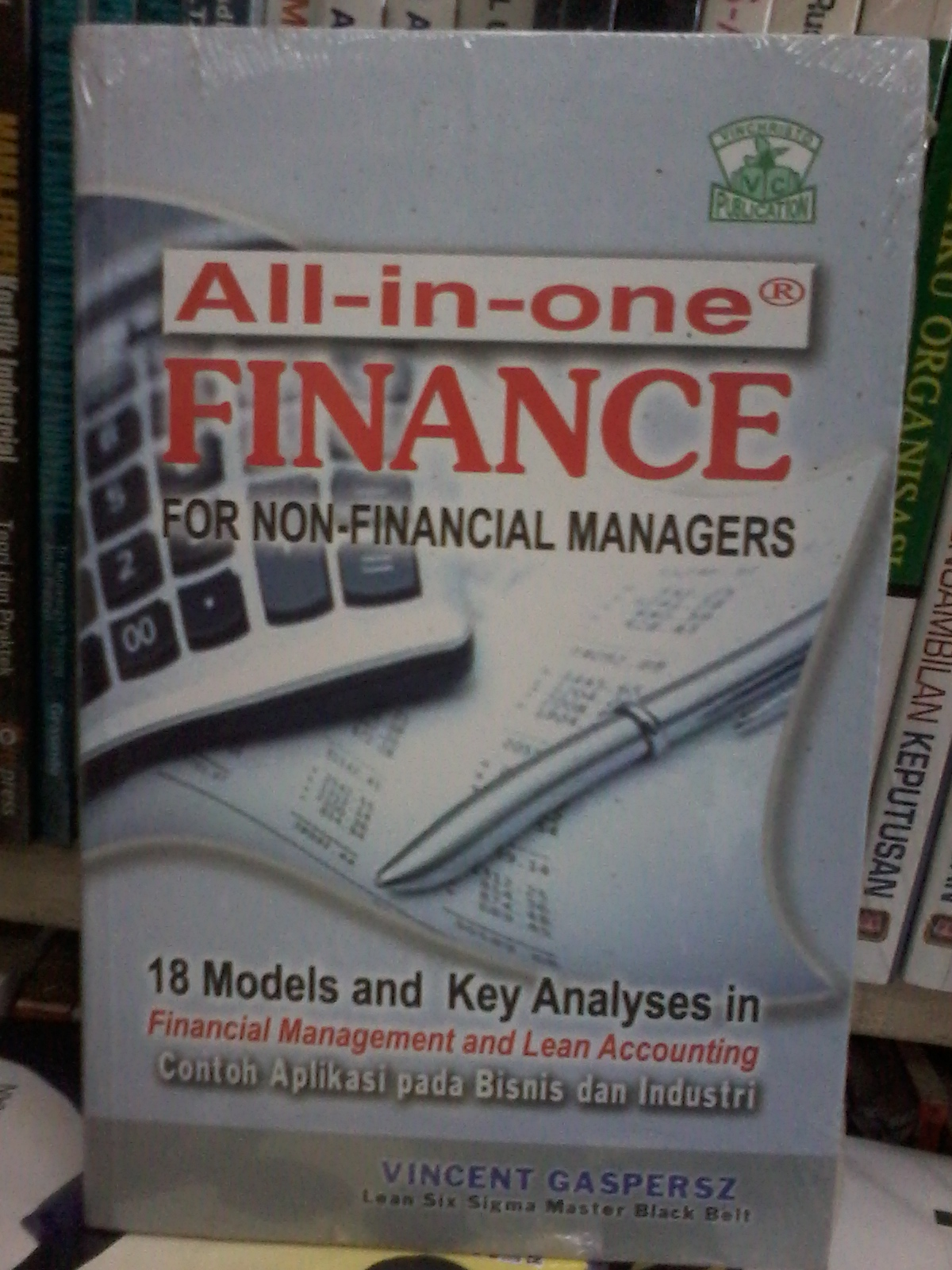 jual all in one finance tb aisyah book tokopedia all in one finance