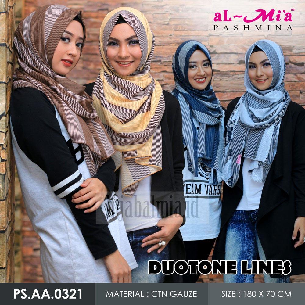 Jilbab/Kerudung/Hijab Pashmina PS AA 0321