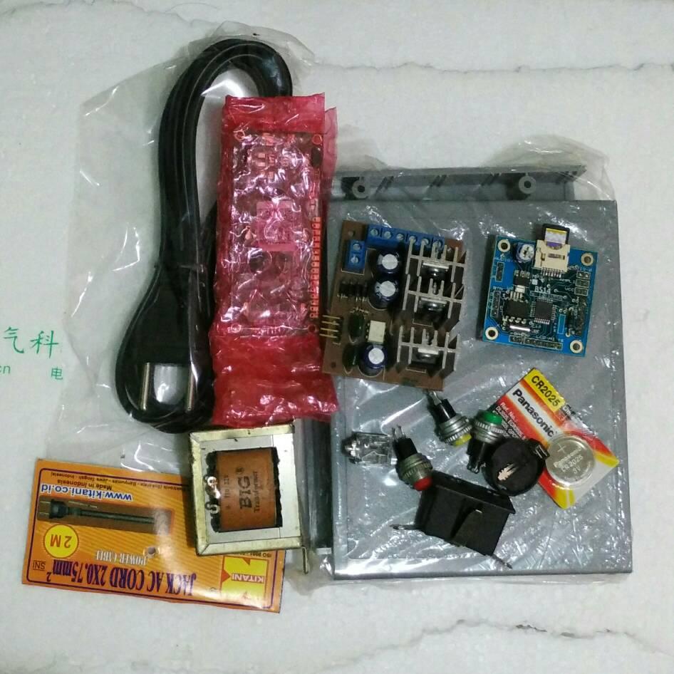Jual Bahan Bel Sekolah Pabrik File Wav Mp3 Bbs14c Bengkel Elektro Tokopedia