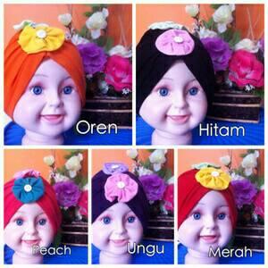 turban baby/ turban bayi/ hijab baby