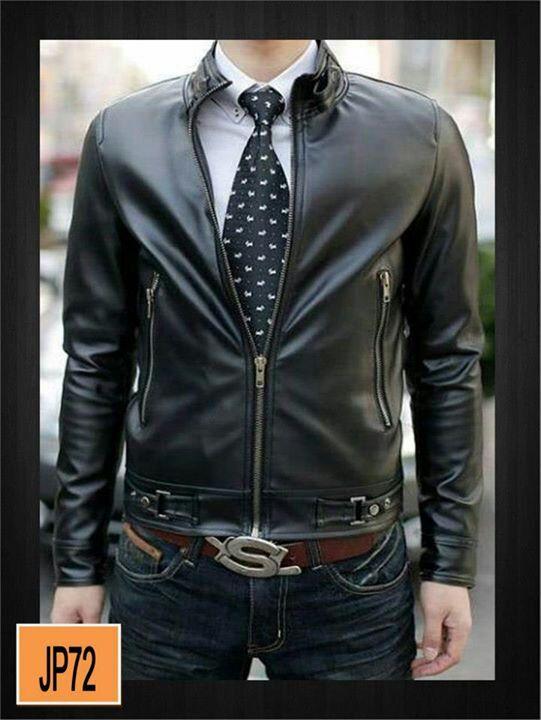 Jual Jaket Semi Kulit Bahan Harley Premium   Jaket Kulit Asli Semi ... 657571e537