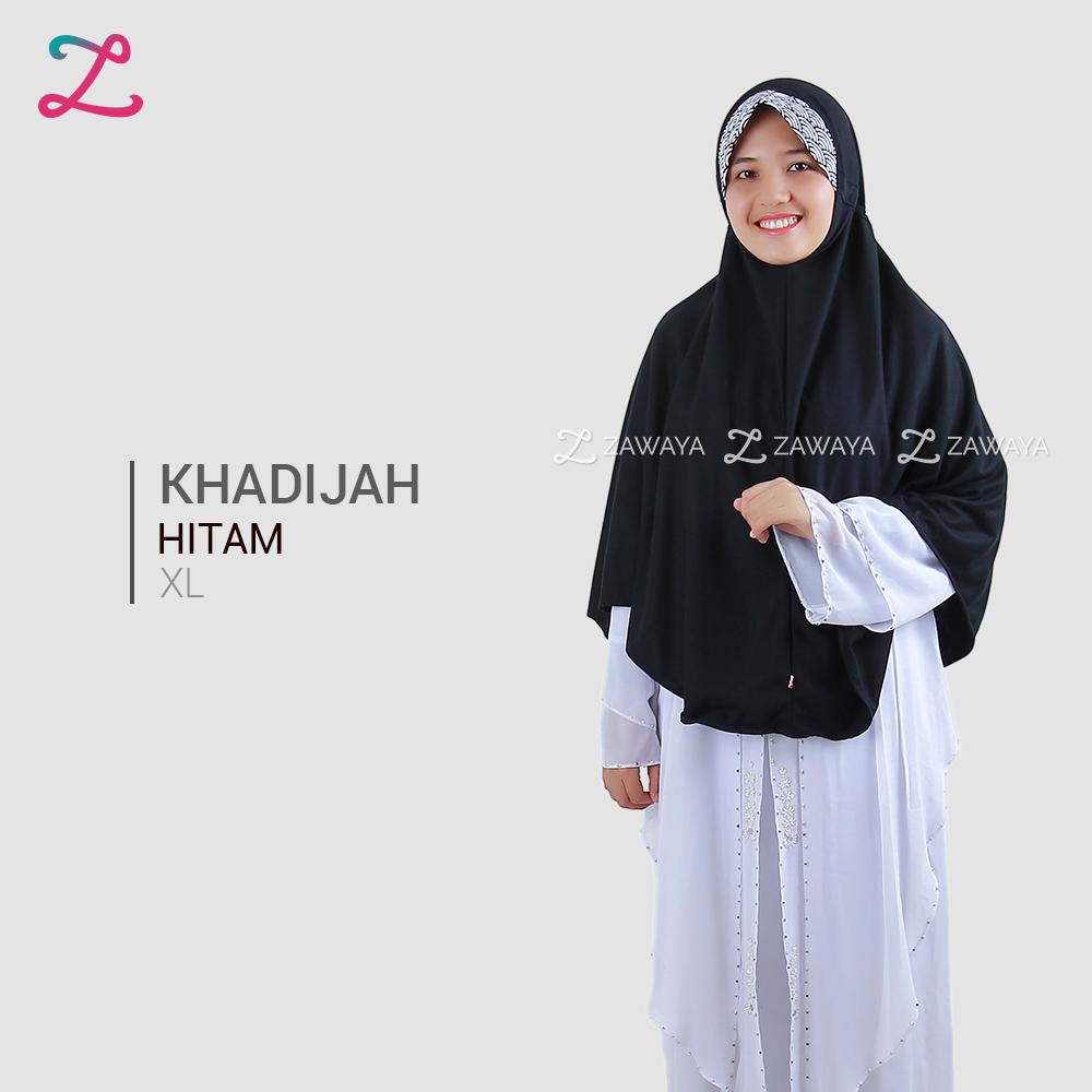 Hijab Zawaya - Bergo Khadijah XL
