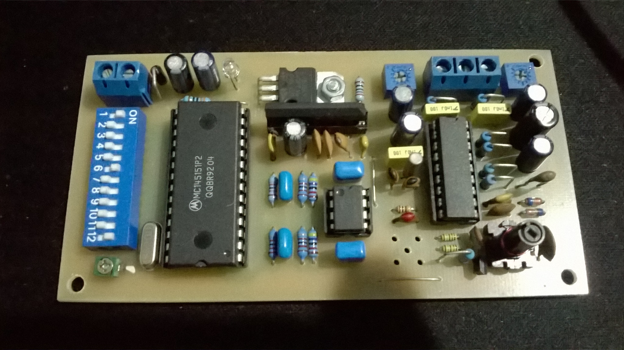 Ba1404 Stereo Encoder Jual Fm Modulator Pll Mc145151 100mhz
