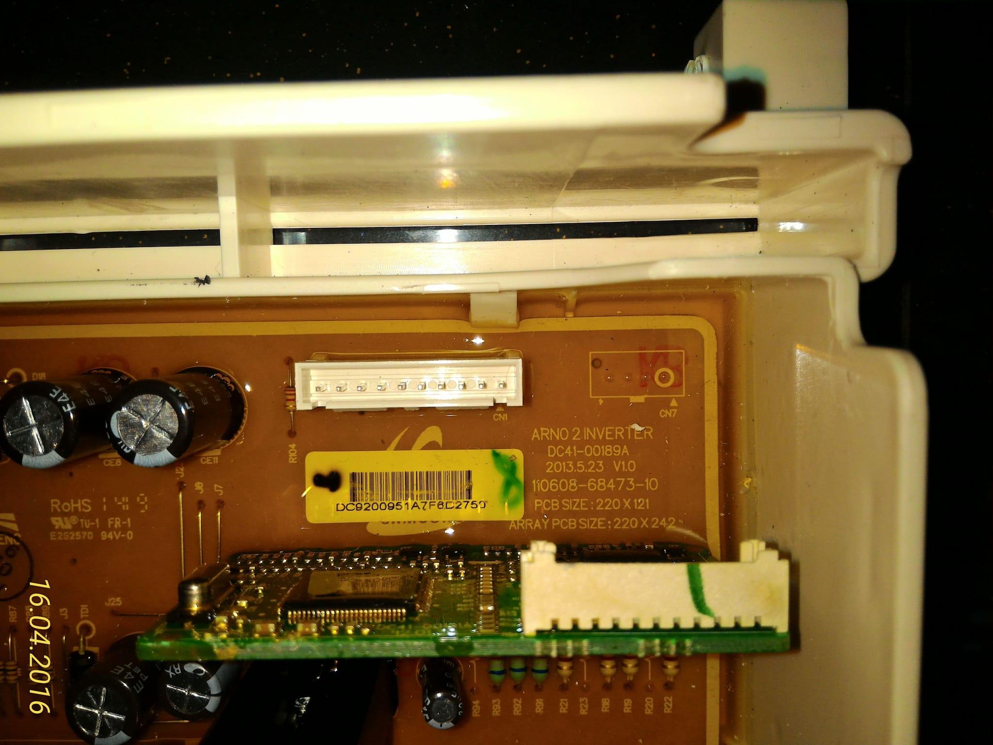 Jual Arno 2 Digital Inverter Board Dc41 00189a Samsung Di