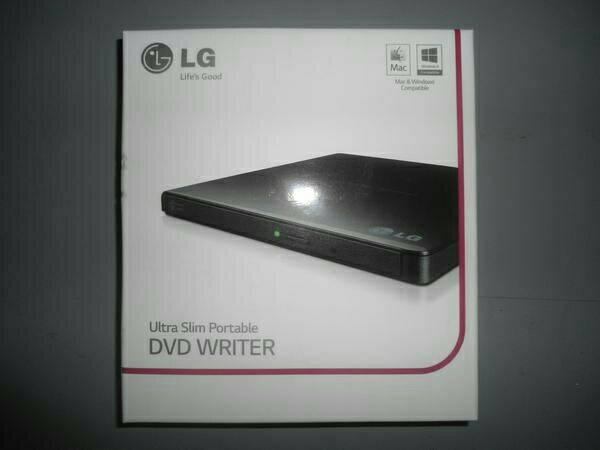 Lg Ultra Slim Portable Bd-rom Dvd Writer Driver Download