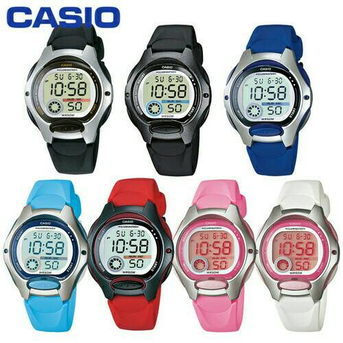 Jam Tangan Anak dan Wanita Casio LW-200-4AV Original Garansi Resmi 1 t