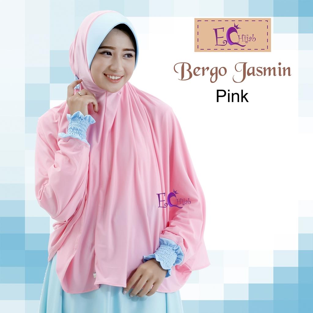 Bergo Instan Jasmine / Hijab Instan Yasmine