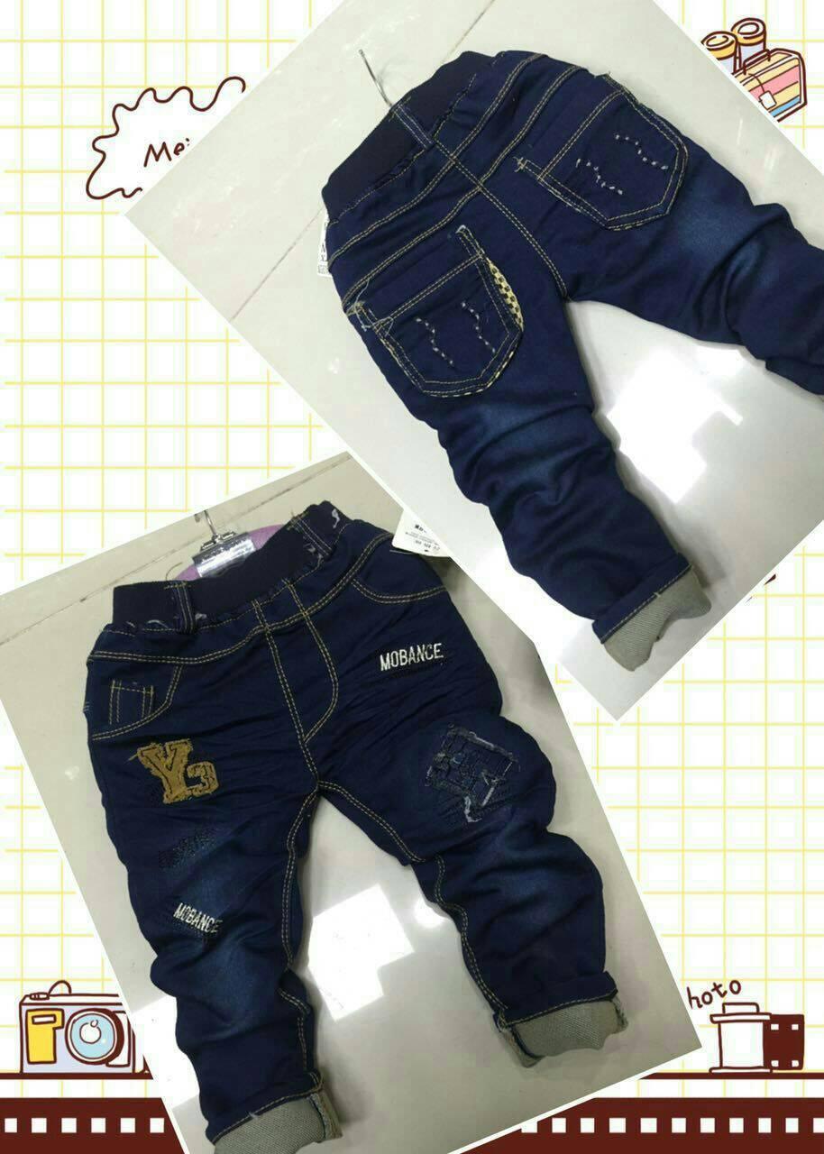 Celana Pjg Jeans Import