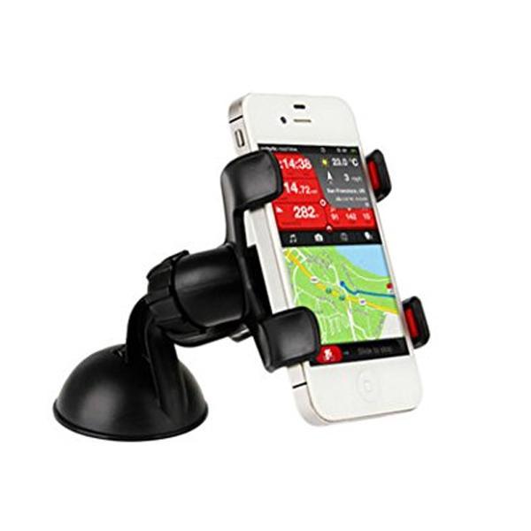 Jual Mount Car Holder Mobil 4 Cakar Dudukan Bracket Tatakan Handphone GPS - BINTANG MULTIMEDIA |
