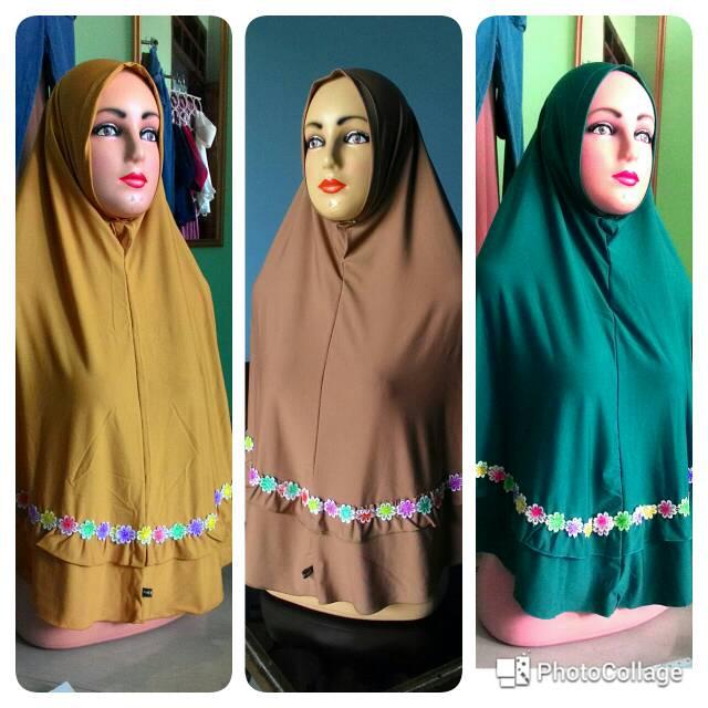 Jilbab/Kerudung/Hijab/Syiria Kamila